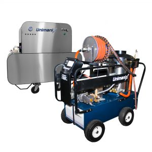 Unimanix Dry Steamers