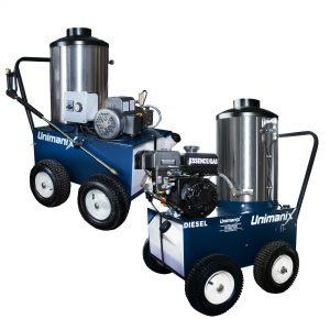 Unimanix Wet Steamers
