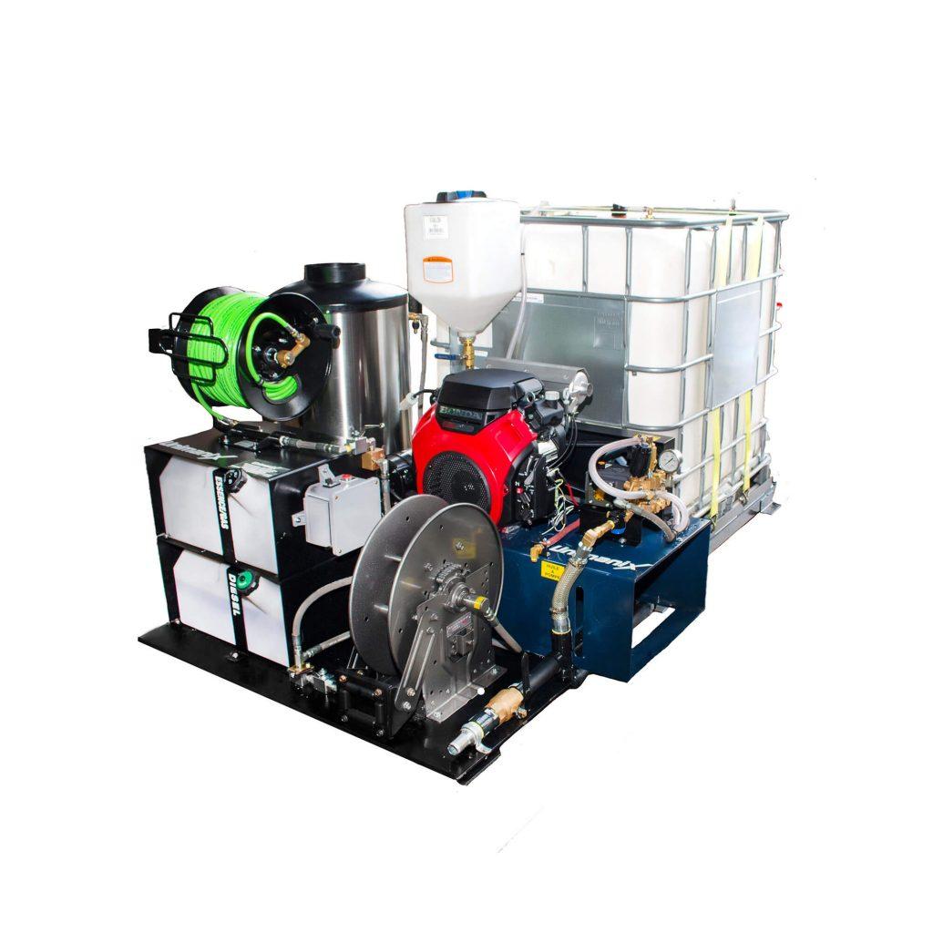 Manufacturier de Solutions Mobiles de Lavage à Pression au Québec 3