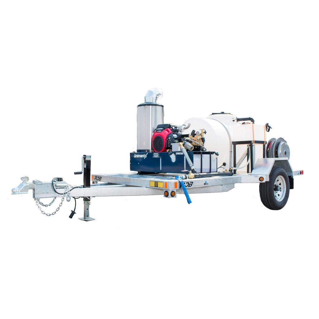 Manufacturier de Solutions Mobiles de Lavage à Pression au Québec 2